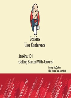 Jenkins 101 Getting Started With Jenkins!