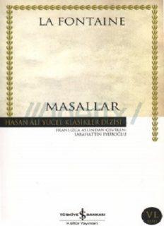 Masallar - La Fonteine