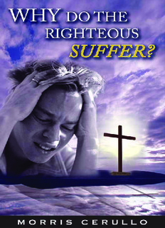 WHY do the Righteous SUFFER? Morris Cerullo