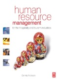 human resource management for the hospitality and tourism industries