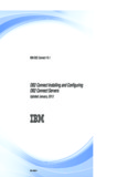 DB2 Connect Installing and Configuring DB2 Connect Servers - IBM