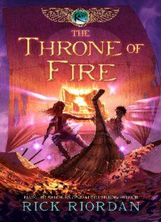 Rick Riordan - The Kane Chronicles 2 - The Throne of Fire