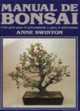 Libro Manual de Bonsai de Anne Swinton