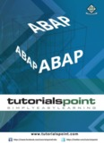 Download SAP ABAP Tutorial (PDF Version)