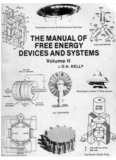 Manual of Free-Energy Devices and Systems