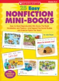 25 Easy Bilingual Nonfiction Mini-Books: Easy-to-Read Reproducible Mini-Books in English and Spanish That Build Vocabulary and Fluency-and Support the Social Studies and Science Topics You Teach