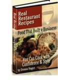 Real Restaurant Recipes: Food That Built a Business