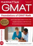 Manhattan GMAT Strategy Guide Supplement : Foundations of GMAT Math