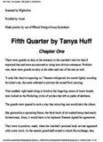 Tanya Huff - Kigh 2 - Fifth Quarter