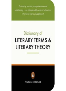 English - Penguin Dictionary Of Literary Terms And Literary Theory.pdf
