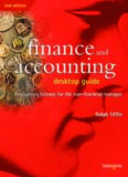 The Finance and Accounting Desktop Guide: Accounting Literacy for the Non-Financial Manager