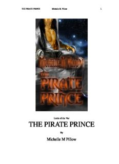 Michelle M. Pillow - [Lords of the Var 05] - The Pirate Prince