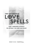 Love The 100 Greatest Spells - Psychic Sylvia Browne Predictions