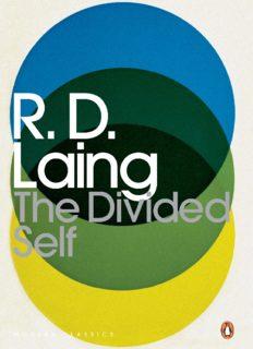 Selected Works of R.D. Laing: Sel Wks Rd Laing:Divid Self V1