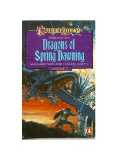 Dragonlance - Chronicles 3 - Dragons of Spring Dawning