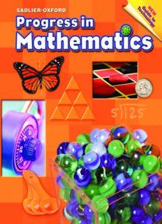 4th Grade Math Book