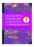 Developing Strategies in Reading Comprehension: Book 1