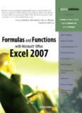 Formulas and Functions with MS Excel_2007