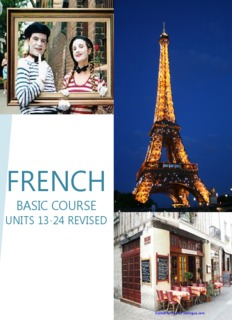 FSI - French Basic Course (Revised) - Volume 2 - Student Text