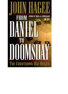 From Daniel to doomsday: the countdown has begun