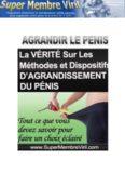 Super Membre Viril™ PDF, Livre par Loïc Vergez √Télécharger √Programme Avis Opinion ...