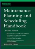 Maintenance Planning and Scheduling - Wanderings