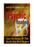 Handbook Of Psychic Cold Reading by Dantalion Jones