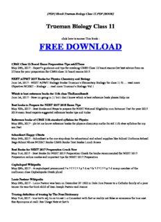 [PDF] trueman biology class 11.pdf