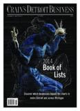 2014 Book of Lists (PDF) - Crain's Detroit Business