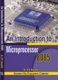 an introduction to microprocessor 8085