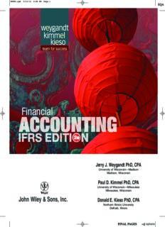 Financial Accounting IFRS