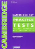 Cambridge KET Practice Tests. Student's Book - For the Cambridge Key English Test