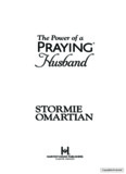 The Power of a Praying® Husband