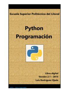 Python programacion