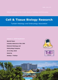 Cell & Tissue Biology Research