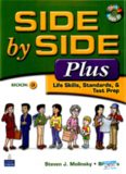 Side by Side Plus 3 - Life Skills, Standards, & Test Prep
