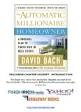 David Bach's The Automatic Millionaire - FinishRich.com