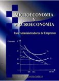 microeconomía y macroeconomía