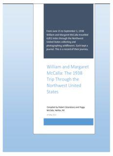 William and Margaret McCalla