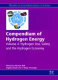 Compendium of Hydrogen Energy. Vol. 1: Hydrogen Production and Purification