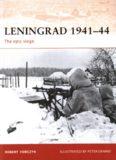 Leningrad 1941–44: The epic siege - Osprey - [Campaign 215]