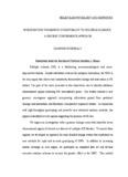 A GENOMIC CONVERGENCE APPROACH SHANNON JO KENEALY