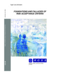 Foundations and Fallacies of Risk Acceptance Criteria - LATTIS