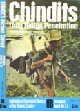 Ballantine Weapons Book No. 34. Chindits. Long Range Penetration