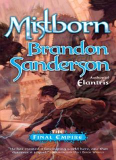 Sanderson, Brandon - Mistborn.pdf