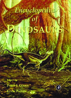 Encyclopedia dinosauros