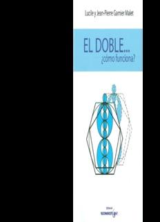 Garnier Lucile – El Doble