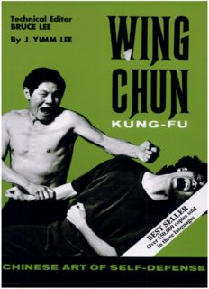 Page 1 Technical Editor BRUCE LE: By J. YIMM LEE Page 2 WIN. | KUNG-FU Technical Editor ...