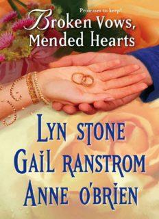 Lyn Stone, Gail Ranstrom, Anne O'Brien