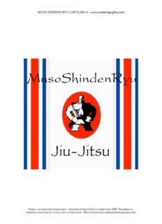 Libro Jiu Jitsu